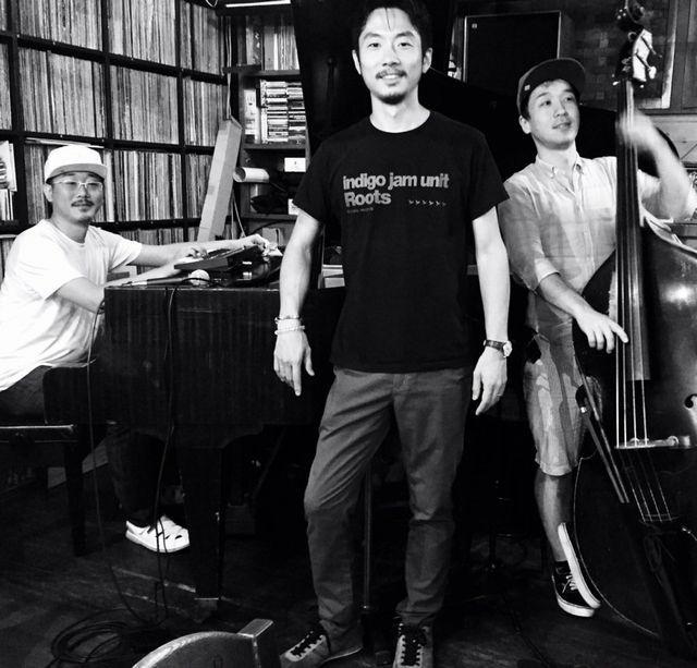 JazzVarietyの3人